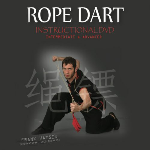 Rope Dart Instructional Videos Featuring Frank Hatsis